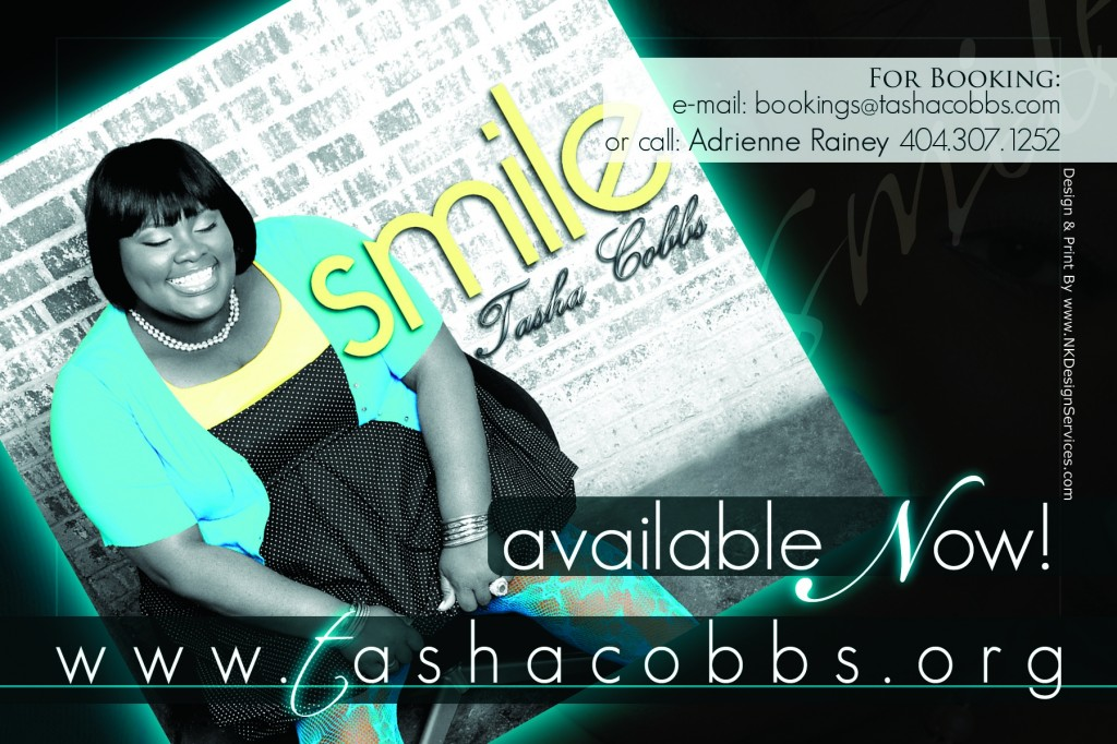 Tasha Cobbs Flyer Side 2